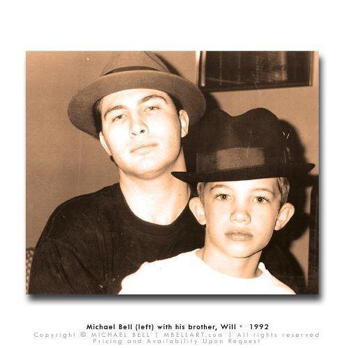 Michael Bell (artist) Biography on Renowned Artist Michael Bell of MBELLARTcom