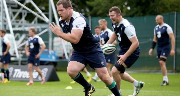 Michael Bent Michael Bent and Gordon DArcy start for Leinster on Friday