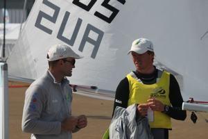 Michael Blackburn (sailor) Michael Blackburn exceptional Laser sailor and coach MySailing