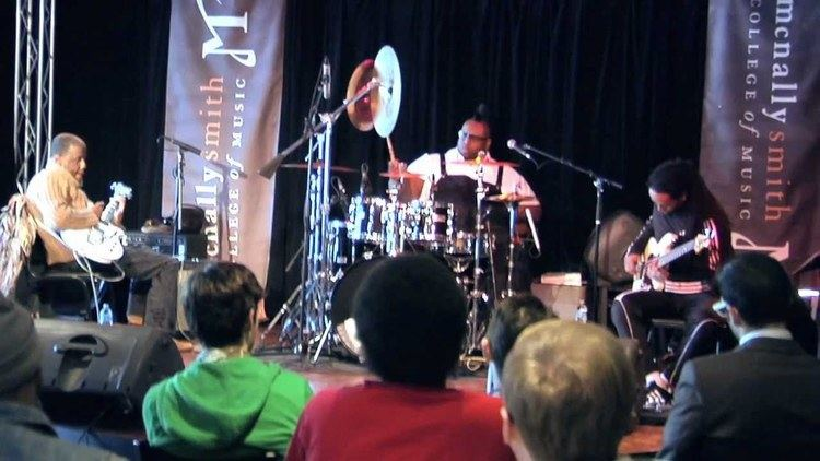 Michael Bland Legendary Drummer Michael Bland Visits McNally Smith YouTube