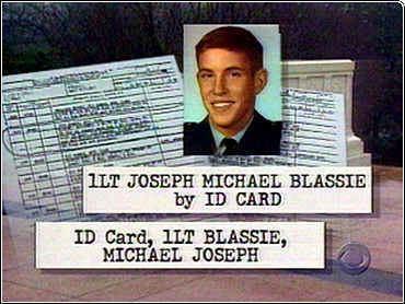 Michael Blassie Unknown Soldier of the Vietnam War