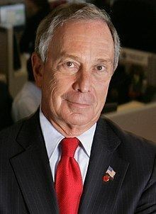 Michael Bloomberg Michael Bloomberg Wikipedia the free encyclopedia