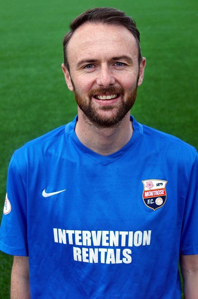 Michael Bolochoweckyj Montrose FC Online Michael Bolochoweckyj