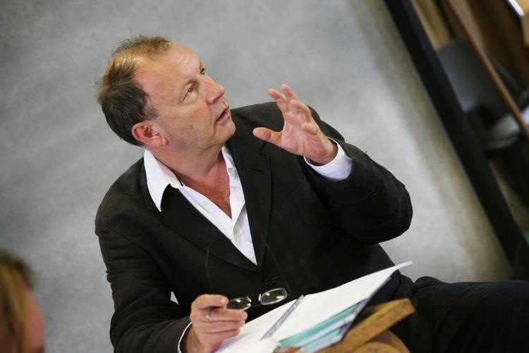 Michael Boyd (theatre director) London 2012 RSC Artistic Director Michael Boyd thinks on