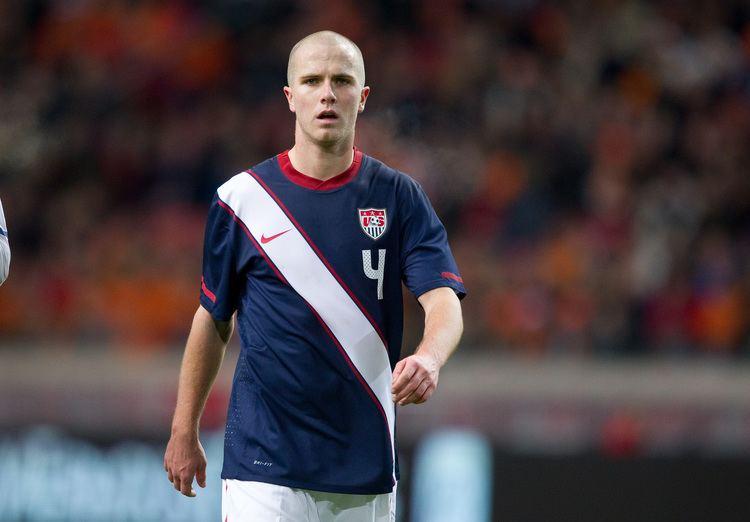 Michael Bradley (soccer) Bradley grows into key role Soccer By Ives