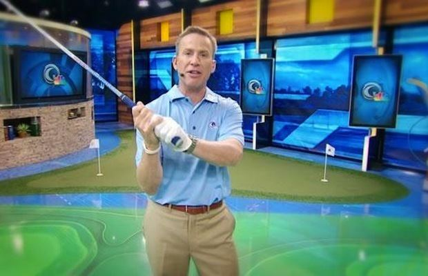 Michael Breed Michael Breed on the future of golf equipment advice to PGA