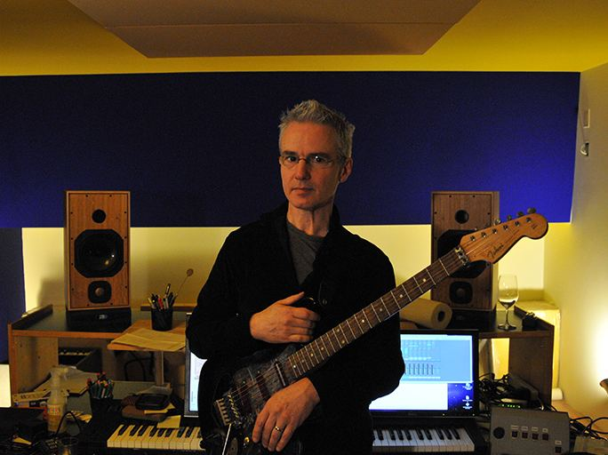 Michael Brook Michael Brook Composer Producer Apogee Electronics