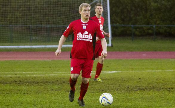 Michael Burns (footballer) Michael Burns gap Connahs Quay Nomads FC The Nomads Dafabet