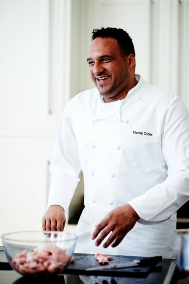 Michael Caines Michelin starred chef Michael Caines is taking over our