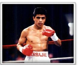 Michael Carbajal Michael Little Hands of Stone Carbajal the Ultimate Warrior