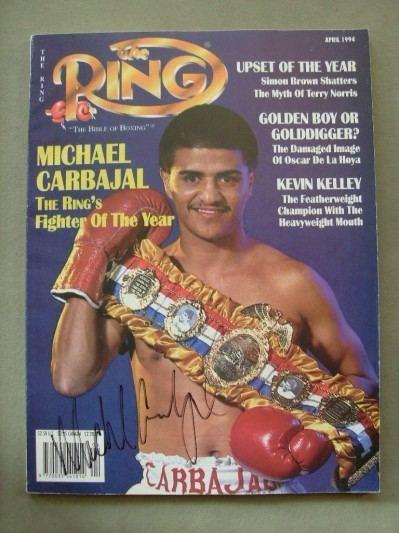 Michael Carbajal Michael Carbajal Former 5 X Light Flyweight World Champion