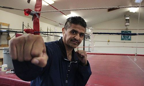 Michael Carbajal World boxing champion continues to run gym despite legal