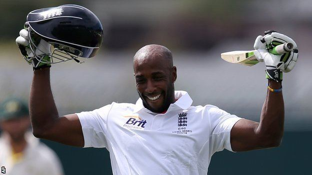 Michael Carberry (Cricketer) in the past