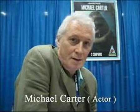 Michael Carter (actor) Michael Carter saluda a la Spanish Grrison YouTube