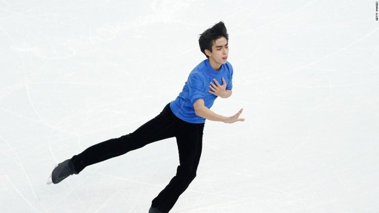 Michael Christian Martinez Philippine figure skater competes a first for Southeast