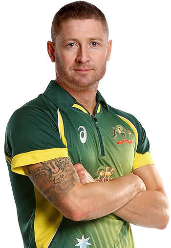 Michael Clarke (cricketer) Michael Clarke cricketcomau