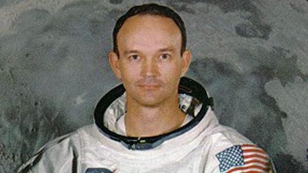 Michael Collins (astronaut) Apollo 11 pilot Michael Collins 39He was the best39 ITV News