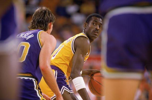 Michael Cooper Former NBA AllStar and Legendary Laker Michael Cooper On