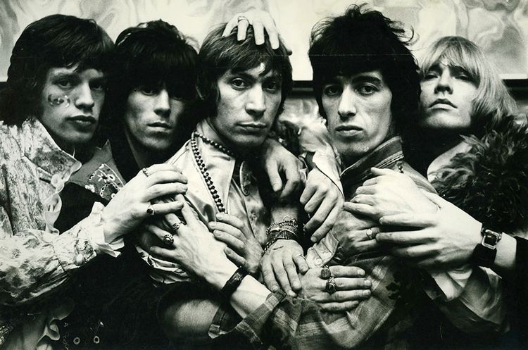 Michael Cooper (photographer) The Rolling Stones Never Looked Cooler Than In These Shots By