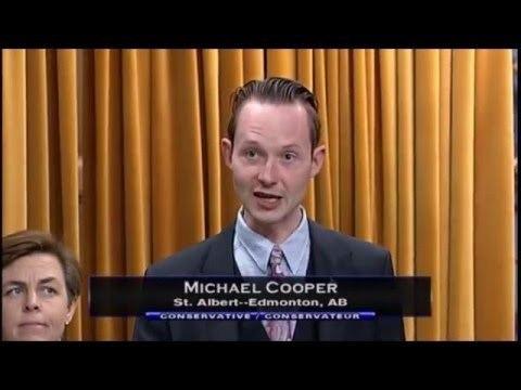 Michael Cooper (politician) MP Michael Cooper PM Justin Trudeau Committed Assault Elbowgate