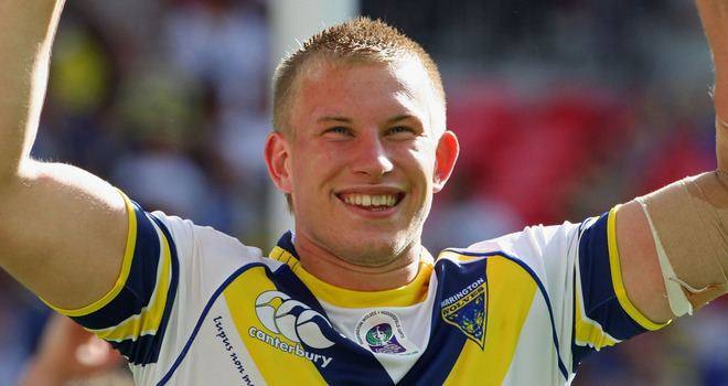 Michael Cooper (rugby league) Warrington Wolves forward Michael Cooper is eager to play