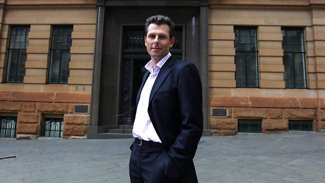Michael Coutts-Trotter NSW finance minister Greg Pearce39s directorgeneral