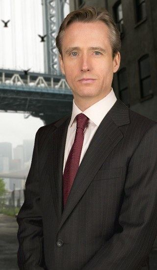 Michael Cutter Michael Cutter played by Linus Roache Cast Law amp Order