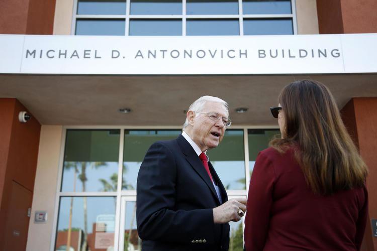 Michael D. Antonovich Candidates scramble for the runoff in race for Antonovichs seat