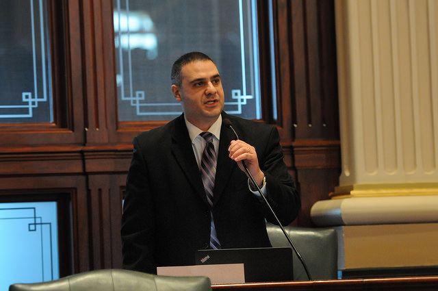Michael D. Unes Illinois State Representative Michael Unes August 2016