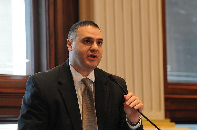 Michael D. Unes Illinois State Representative Michael Unes April 2016