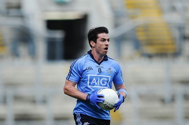 Michael Darragh MacAuley Michael Darragh Macauley says Dublin have learned big