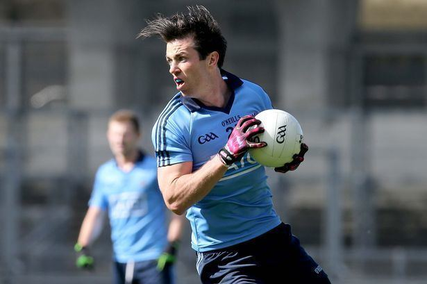 Michael Darragh MacAuley Michael Darragh MacAuley The current Dublin team are