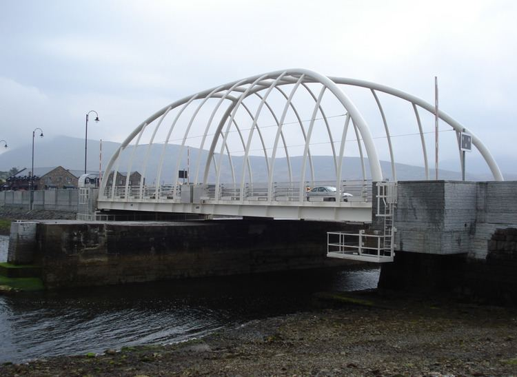 Michael Davitt Bridge httpsuploadwikimediaorgwikipediacommons99