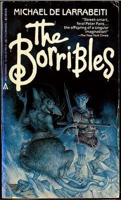 Michael de Larrabeiti The Borribles The Borrible Trilogy 1 by Michael de Larrabeiti