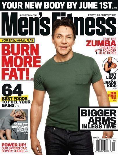 Michael De Medeiros Interview with Michael De Medeiros of Mens Fitness Exercisecom Blog