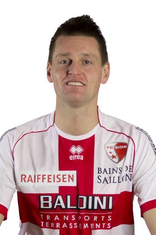 Michael Dingsdag FC Sion Joueurs