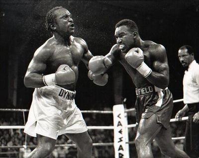 Michael Dokes Michael Dokes vs Evander Holyfield BoxRec