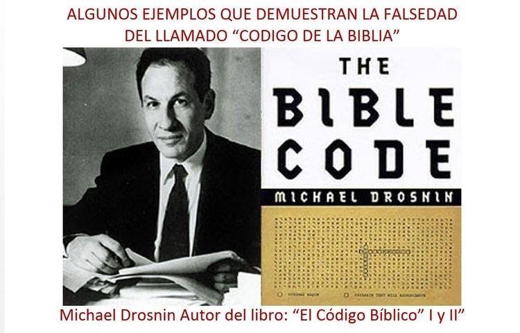 Michael Drosnin EL CODIGO SECRETO DE LA BIBLIA CODIGO BIBLICO EL GRAN