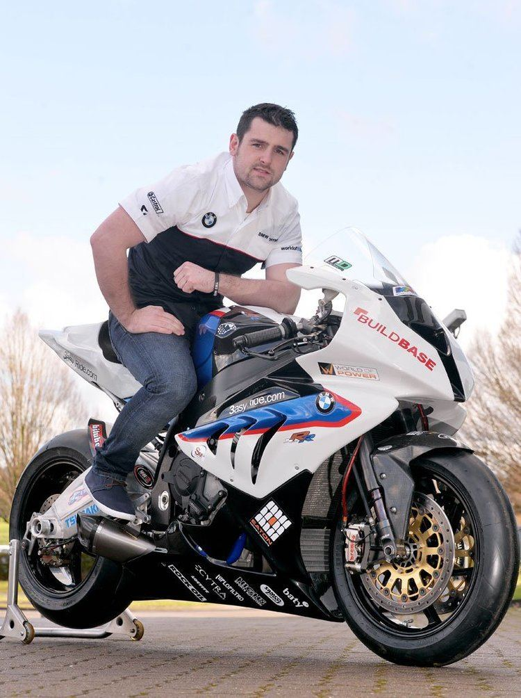 Michael Dunlop Michael Dunlop to Race for BMW at 2014 Isle of Man TT