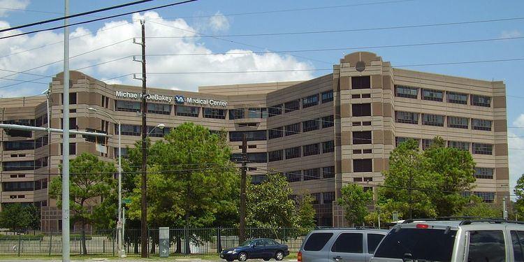 Michael E. DeBakey Veterans Affairs Medical Center in Houston
