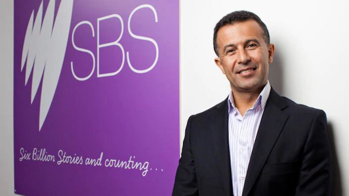 Michael Ebeid SBS chief Michael Ebeid awarded Queens Birthday honour SBS News