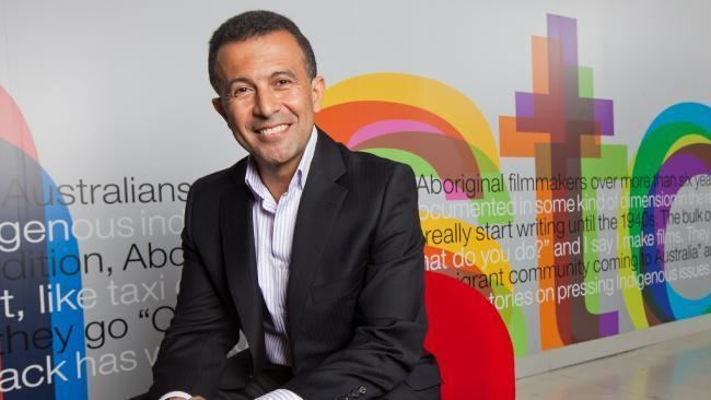 Michael Ebeid Gay Marriage SBS CEO Michael Ebeid about being gay at work