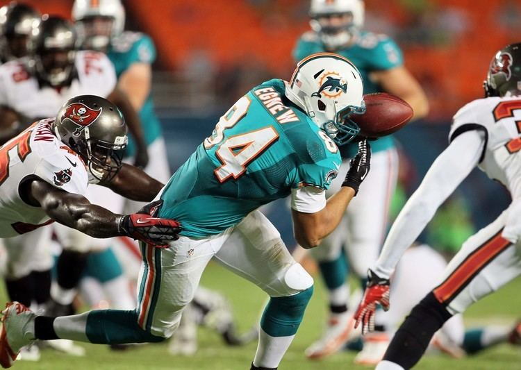 Michael Egnew Dolphins Report Pressure is on Jeff Ireland to avoid
