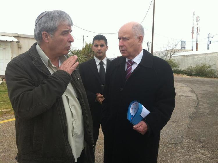 Michael Eitan Minister Michael Eitan