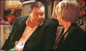 Michael Elphick BBC NEWS UK Actor Michael Elphick dies