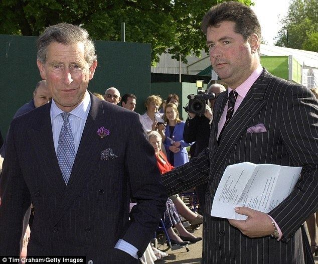 Michael Fawcett Michael Fawcett to help Prince Charles plan The Queens 90th