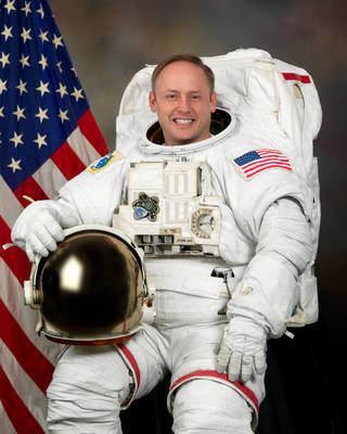 Michael Fincke Edward Michael Mike Fincke Colonel US Air Force Ret NASA