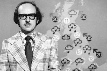Michael Fish Michael Fish loses a tree to St Jude BT