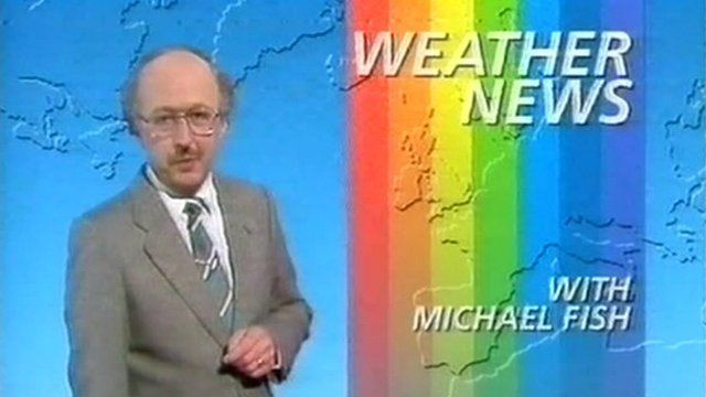 Michael Fish The 27 Most Glorious Moments In The History Of BBC Weather