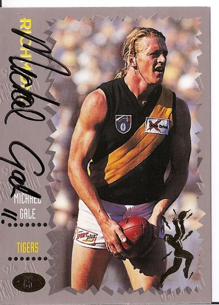 Michael Gale Oh were from Tigerland Michael Gale